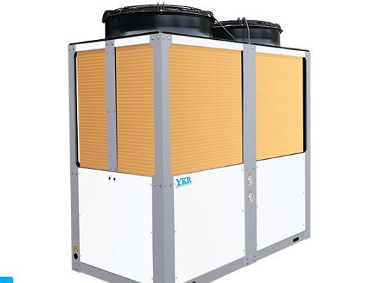 安装空气能热泵